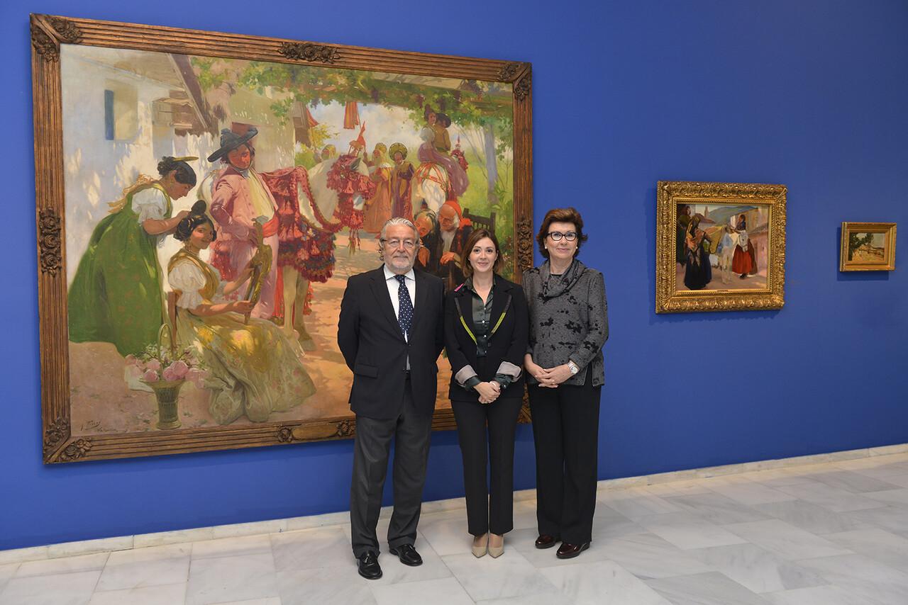 El Centro Cultural Bancaja acoge la exposición 'Colección Lladró. Seis siglos de pintura' .