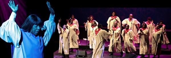 El Chicago Mass Choir en una imagen promocional.
