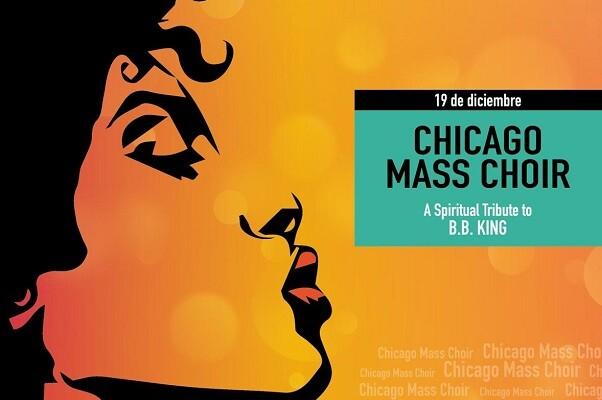 El Chicago Mass Choir trae al Olympia el mejor góspel americano.