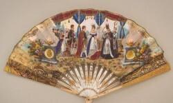 El Consorcio de Museos repasa doscientos años de historia del abanico.