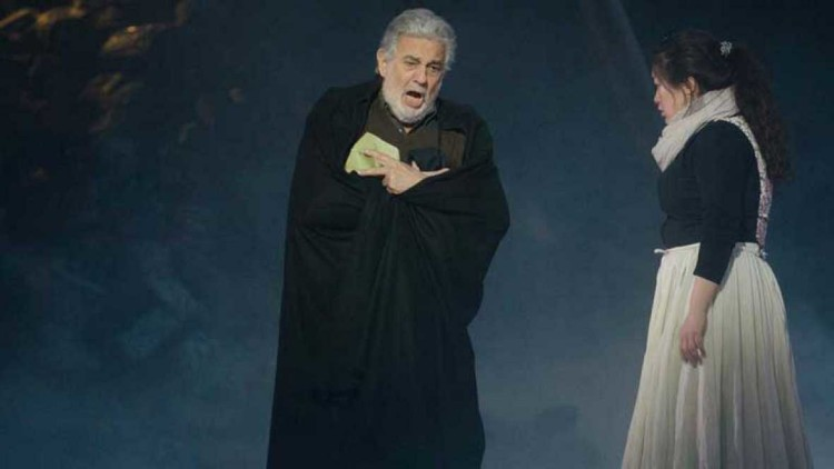 El IVAM y Les Arts invitan a los Amig@s del museo al ensayo de la ópera 'Macbeth' con Plácido Domingo.