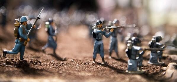 El Museo de los soldaditos de plomo también se suma al evento. (Foto-Abulaila).