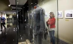 El Museu Valencià d'Etnologia analiza la indumentaria militar de la Gran Guerra (Foto-Abulaila).