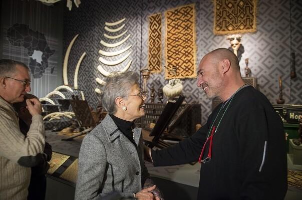 El Museu Valencià d'Etnologia muestra la fascinación del Doctor Carsí por África. (Foto-Abulaila).