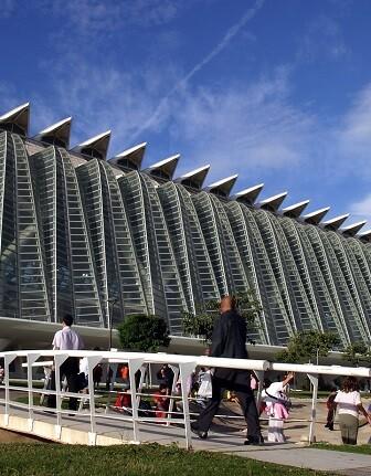 El Museu de les Ciències continúa con su promoción los fines de semana con entradas a 5 euros. - copia