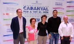 El Teatre El Musical celebra la reobertura amb una gala inaugural i festa al carrer.