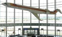 El aeropuerto de Manises recibió 4,4 millones de pasajeros en lo que va de año.