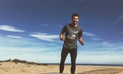 El atleta David Sanz correrá 150 kilómetros solidarios para concienciar sobre el autismo