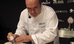 El chef Miguel Barrera fomenta el consumo de productos autóctonos como embajador de Castelló Ruta de Sabor en la feria Gastrónoma (1)