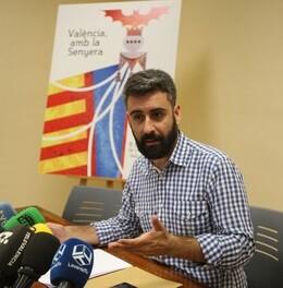 El concejal de Cultura Festiva, Pere Fuset en una oimagen de archivo. (Foto-Manuel Molines).