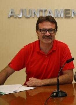 El concejal de Movilidad Sostenible y Espacio Público de Valencia, Giuseppe Grezzi.1
