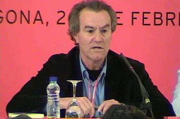 El constitucionalista Javier Pérez Royo se suma a la candidatura de Podemos.