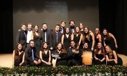 El coro de cámara Ad Libitum, vencedor del 35º Certamen Coral Fira de Tots Sants.