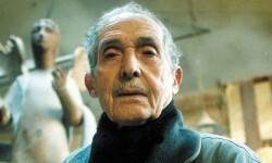 El escultor valenciano José Esteve Edo fallece a los 98.
