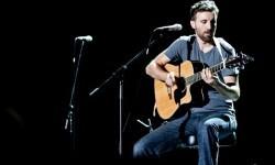 El músico Eland Gray ofrece un concierto dentro del festival MUV!.