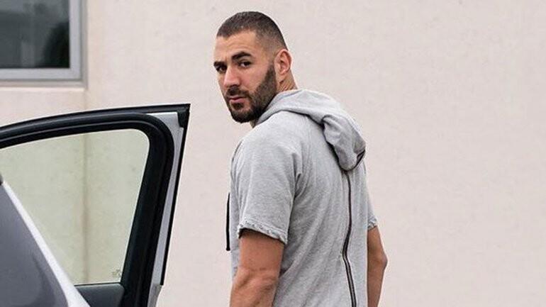El mensaje que compromete a Karim Benzema en la causa por chantaje sexual