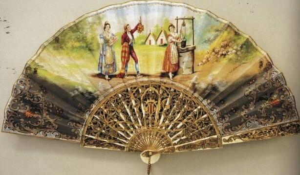 En la exposición pueden verse las diferentes temáticas que predominaron en cada época.