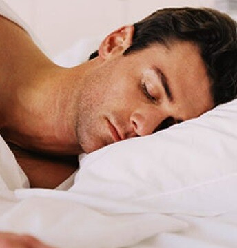 En ocasiones el problema es conciliar el sueño.