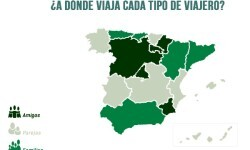 Escapadarural.com Mapa destinos