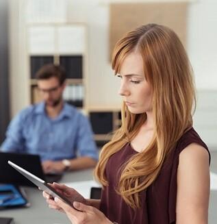 Estar conectado en cualquier lugar y en cualquier sitio hace posible flexibilizar los procesos de negocio.