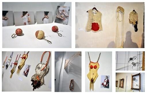Exposición colectiva de Anna María Staiano, Almudena López, Miriam Moreno.