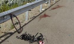 Fallece el ciclista que había sufrido un accidente de tráfico este sábado en Guadassèquies.