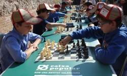 Final del XIX Torneo municipal de Ajedrez 'Juego Limpio'.