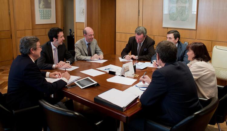Foto reunión Melilla