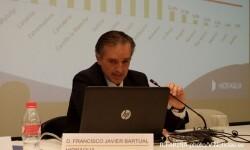Francisco Bartual, director general de Hidraqua