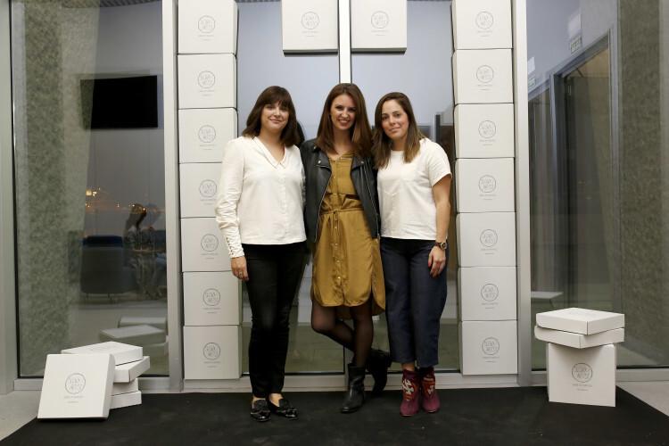 Fundadoras con Sales Tatay