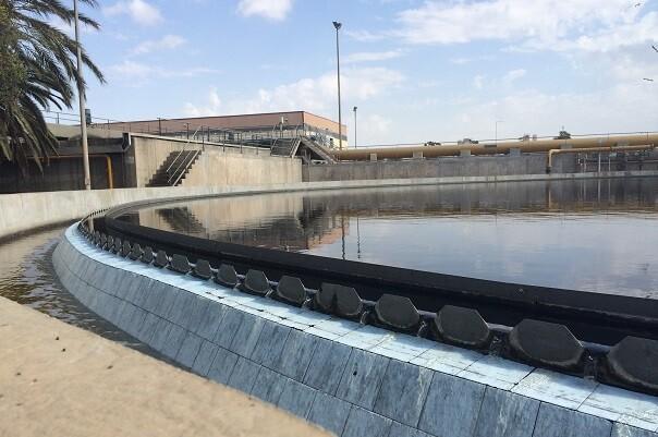 Hidraqua ahorra 83 millones de litros de agua en el último año gracias al empleo de nuevas tecnologías.