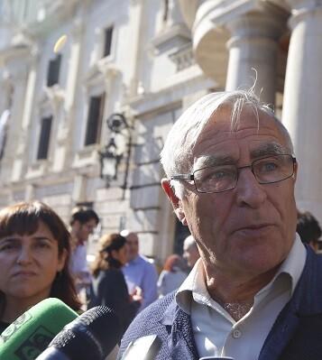 Joan Ribó reclamó al Estado mayores recursos.  (Foto-Manuel Molines).
