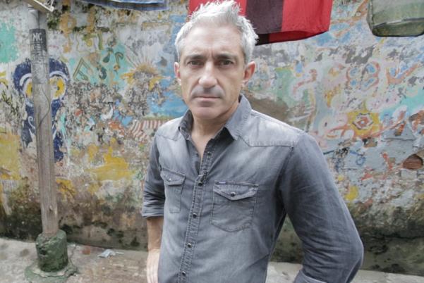 Jon Sistiaga llega a Factoría Rambleta para abordar las claves del periodismo internacional.