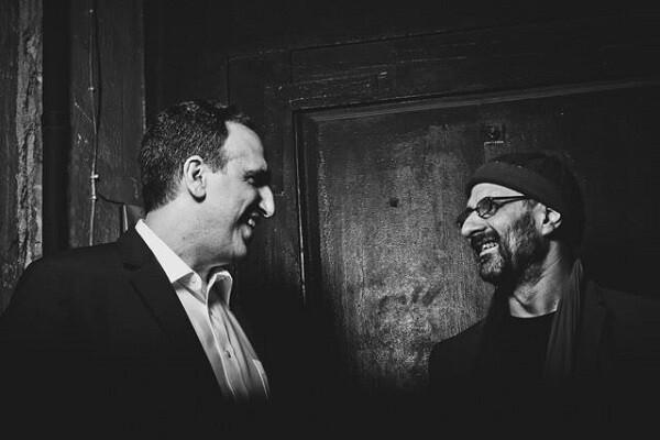 Jorge Rossy y Michael Kanan presentan 'Gershwin' en el Jimmy Glass.