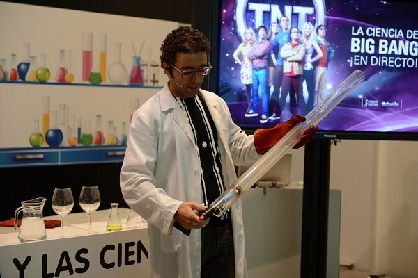 Jornada especial en el Museu de les Ciències con actividades de libre acceso.