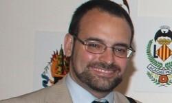 José Luis Chorro, coordinador local de UPyD.