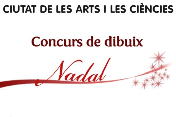 La CAC invita a los escolares de primaria de la Comunitat a participar en el concurso de dibujo navideño.