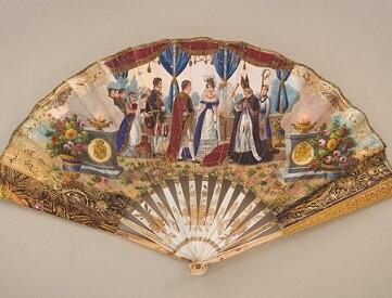 La Colección de Abanicos. Rincón de Arellano-Castellví Trenor es una de las colecciones más completas que existen sobre el Abanico en España.
