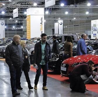 La Feria del Automóvil se desarrollará del 4 al 8 de diciembre en los cuatro pabellones del nivel 3 de Feria Valencia y en el pabellón 1 del nivel 2 del recinto ferial.