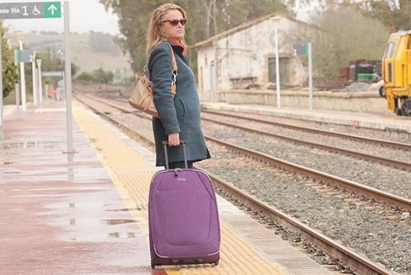 La Filmoteca proyecta el documental 'La maleta de Marta' en el Día Internacional contra la Violencia de Género.