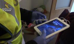La Guardia Civil detiene a 6 personas por robos y hurtos en autopistas y autovías  de Castellón (2)