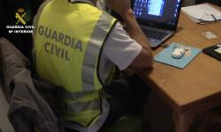 La Guardia Civil detiene a 6 personas por robos y hurtos en autopistas y autovías  de Castellón (3)