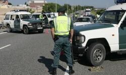 La Guardia Civil estable en cerco en Llíria para localizar al presunto asesino de dos mujeres.