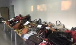 La Policia Local de Valencia incauta complementos falsificados (3)