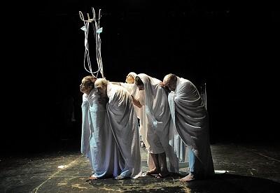 La Zaranda tiene casi 40 años de trayectoria teatral.