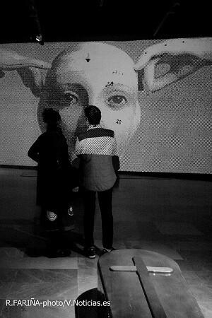 La exposición es un homenaje al que fue uno de los grupos artísticos valencianos más destacado de los años 90.