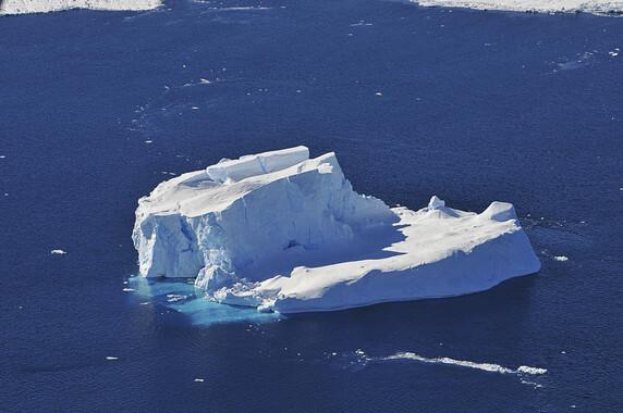 Iceberg en el mar de Amundsen. / Wikipedia