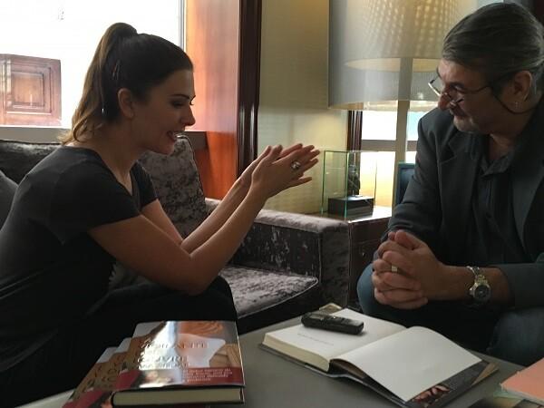 Lara Siscar debuta en la novela tras una larga carrera preiodística.