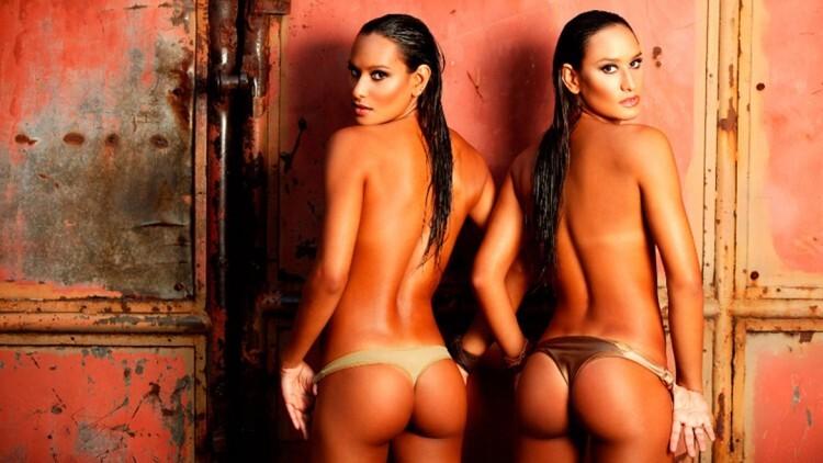 Las gemelas Figueiredo, bellas nadadoras de Brasil  (6)