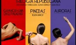 Las viajeras de la memoria vuelven a España con la 'Trilogía Republicana' al completo.